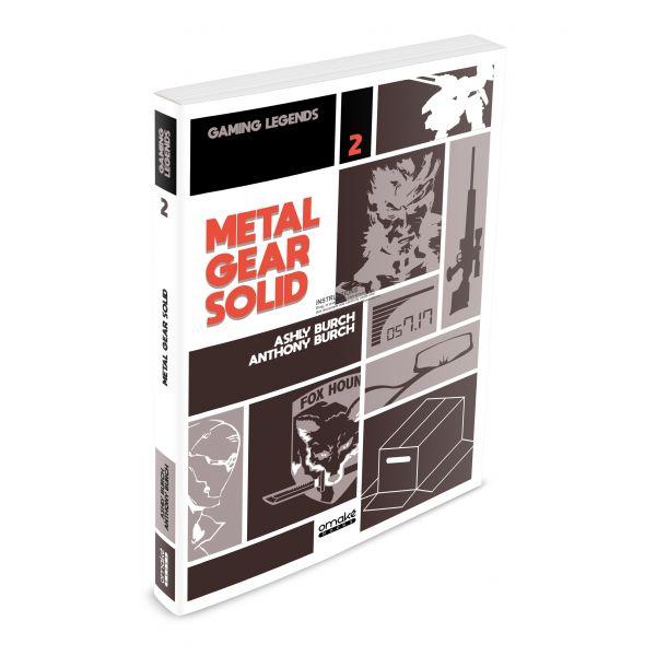 Metal Gear Solid Gaming Legends Vol.2