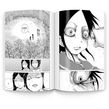 Le Perce Neige (tome 1) - MISUMISOU vol.1 © Rensuke Oshikiri 2013 / Futabasha Publishers Ltd.