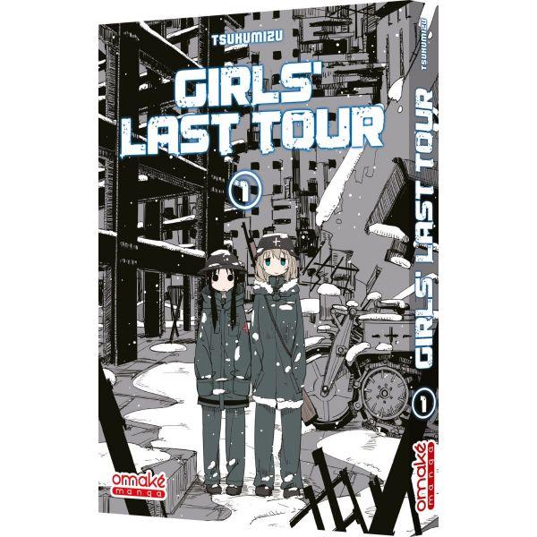 Girls' Last Tour (tome 1) - SHOUJO SHUUMATSU RYOKOU © TSUKUMIZU 2014 / SHINCHOSHA PUBLISHING CO.