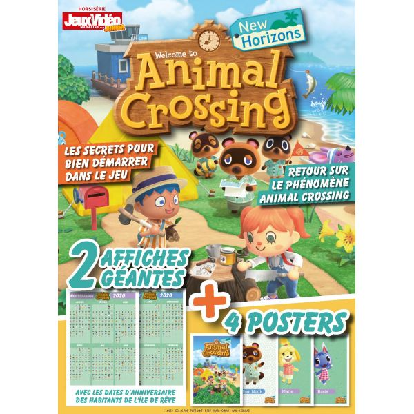 HS Animal Crossing