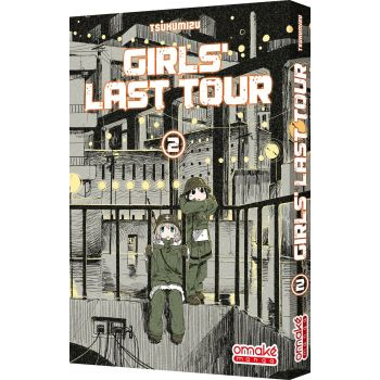 Girls' Last Tour (tome 2)