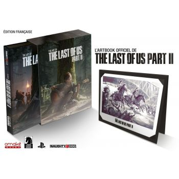 The Last of Us Part II, L'Artbook Officiel