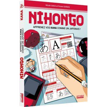 Nihongo Apprenez vos KANA comme un Japonais