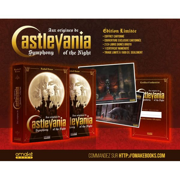 Actlevania: symphony of the Night (collector)