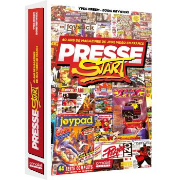 Presse Start (édition collector)