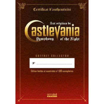 Aux origines de Castlevania : Symphony of the Night (collector)
