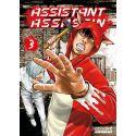 Assistant Assassin (tome 3) - ASSISTANT ASSASSIN © 2019 HIROMASA OKUJIMA (AKITASHOTEN)