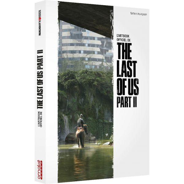 The Last of Us Part II, L'Artbook Officiel Édition standard