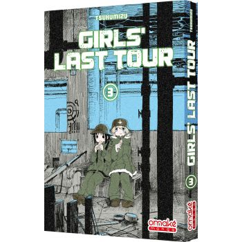 Girls' Last Tour (tome 3)