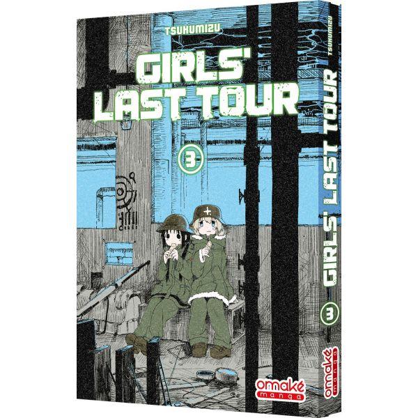 Girls' Last Tour (tome 3) - SHOUJO SHUUMATSU RYOKOU © TSUKUMIZU 2014 / SHINCHOSHA PUBLISHING CO.