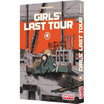 Girls' Last Tour (tome 4)