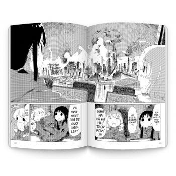 Girls' Last Tour (tome 4) - SHOUJO SHUUMATSU RYOKOU © TSUKUMIZU 2014 / SHINCHOSHA PUBLISHING CO.