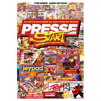 Presse Start (édition standard)