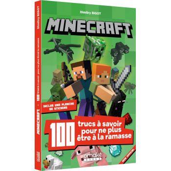Minecraft : 100 trucs à...