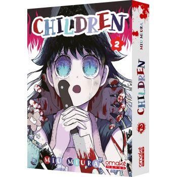 Children (tome 2) - CHILDREN © 2018 Miu Miura / SQUARE ENIX