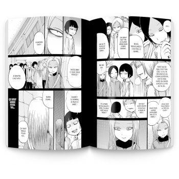 Le Perce Neige (tome 2) - MISUMISOU vol.2 © Rensuke Oshikiri 2013 / Futabasha Publishers Ltd.