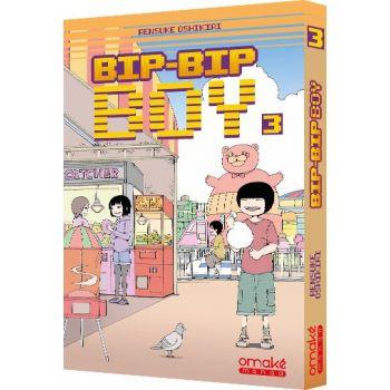 Bip-Bip Boy (tome 3) - PIKO PIKO SHOUNEN SUPER © Rensuke Oshikiri 2015 / Ohta Publishing Co., Tokyo