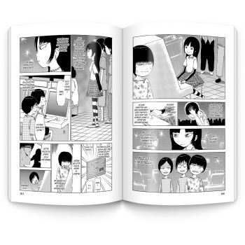 Bip-Bip Boy (tome 1) - PIKO PIKO SHOUNEN SUPER © Rensuke Oshikiri 2015 / Ohta Publishing Co., Tokyo