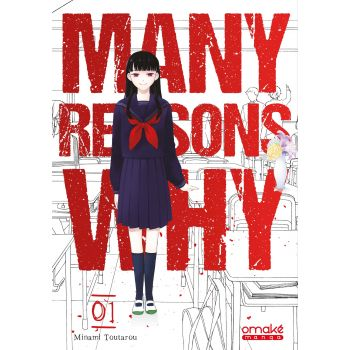 Many Reasons Why (tome 1) - © 2020 Toutarou Minami/SQUARE ENIX