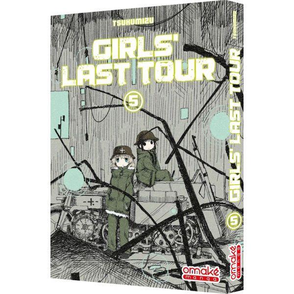 Girls' Last Tour (tome 5) - SHOUJO SHUUMATSU RYOKOU © TSUKUMIZU 2014 / SHINCHOSHA PUBLISHING CO.