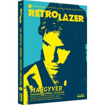 """Rétro Lazer 9 - Couverture limitée """"Pop-Art"""""""