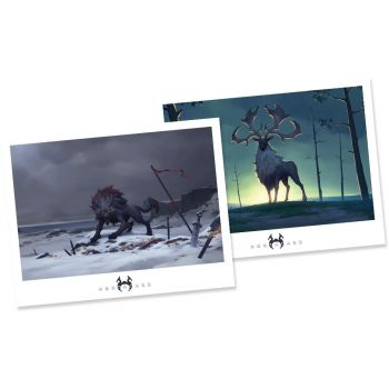 The Art of Northgard (Collector) - Lithographs