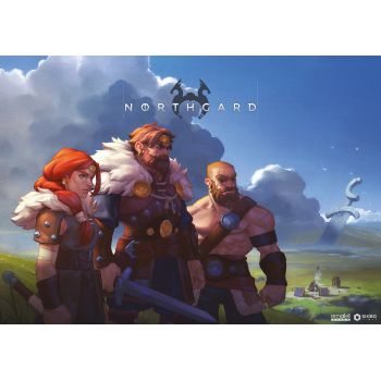 The Art of Northgard (Collector) - A3 poster