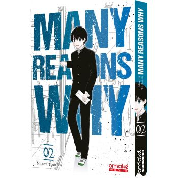 Many Reasons Why (tome 2) - © 2020 Toutarou Minami/SQUARE ENIX