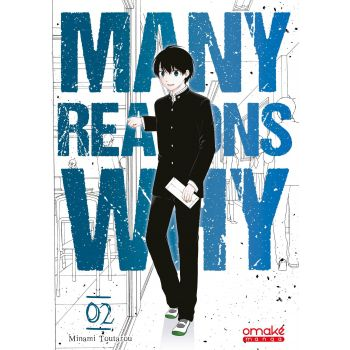 Many Reasons Why (tome 2) - © 2018 Toutarou Minami/SQUARE ENIX CO., LTD.