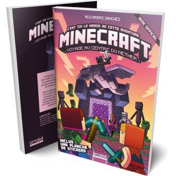 Minecraft - Voyage au centre du Nether