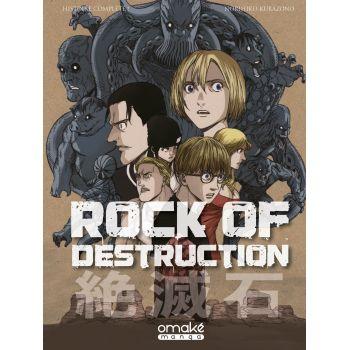 Rock of Destruction - © NORIHIKO KURAZUNO 2019 / BUNKASHA PUBLISHING Co., Ltd