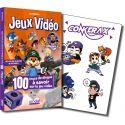 100 trucs de dingue à savoir sur le jeu vidéo par Conkerax !