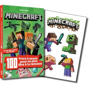 Minecraft : 100 trucs à savoir pour ne plus être à la ramasse
