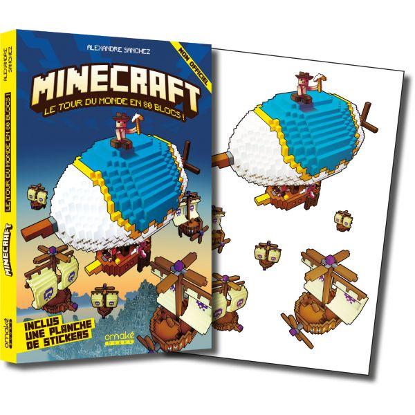 Minecraft : Le Tour du Monde en 80 Blocs