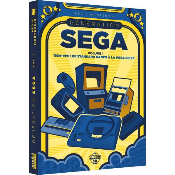 Génération SEGA vol.1 (Édition Standard)