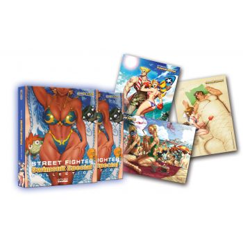 Street Fighter Swimsuit Special Collection