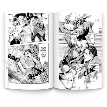 Ban le bouseux (tome 1) - SHIOSAI NO BON © 2019 Nagahisa Tsukawaki © 2019 Yoshimi Nanjou (AKITASHOTEN)