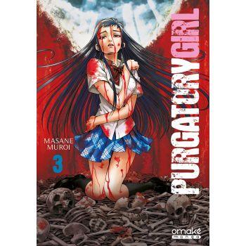 Purgatory Girl (tome 3) - © Masane Muroi 2017 / Takeshobo Co., Ltd.