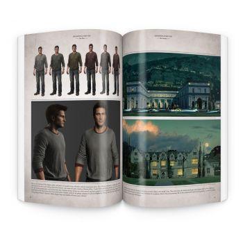 Uncharted 4, L'Artbook Officiel