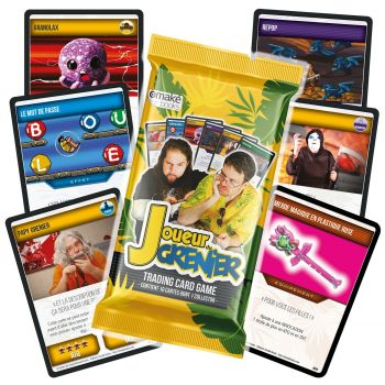 Joueur Du Grenier Trading Card Game (Booster)