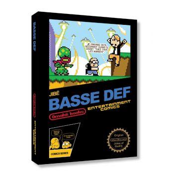 Basse Def (BD Pixel Art)