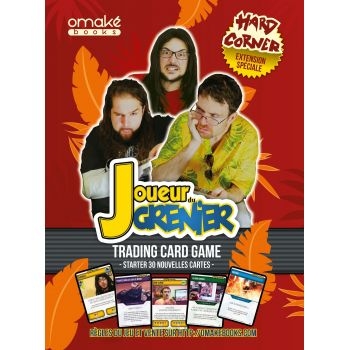 Extension Trading Cards JDG Hard Corner
