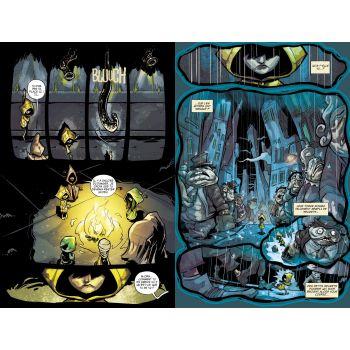 Little Nightmares Comics