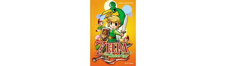 Tous les ouvrages liés à l'univers de Zelda!