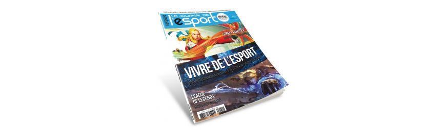 Tous nos magazines jeux vidéo, esport, etc.